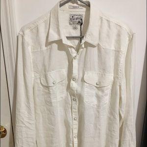 White casual wear shirt